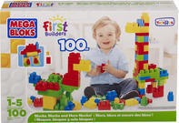 Mega Bloks 100pc First Builders Set