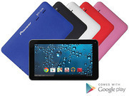 "Pioneer 7"" Tablet 8GB Memory Dual Core Tablet"