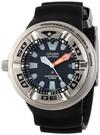 Citizen Men's Eco-Drive Professional Diver Black Sport Watch