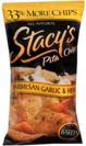 Stacy's Baked Parmesan Garlic & Herb Pita Chips, 12 Bags