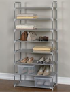 8-Shelf Shoe Rack