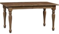 Kipling Grey Wash Extension Dining Table