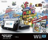 Nintendo Wii U 32GB Super Mario 3D World Bundle