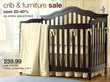 JCPenney - Crib & Baby Furniture Sale - Up to 40% off + $4.99 Shipping