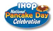 IHOP - Free Short Stack of Pancakes Today