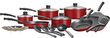 Mainstays 18-Piece Cookware Set