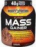 Body Fortress Super Mass Gainer Powder 2.25-lb. Tub