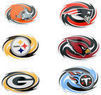 12 NFL Football Car Magnets