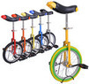 16 Wheel Unicycle w/ Free Stand