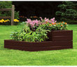 Suncast Tiered Raised Garden Bed