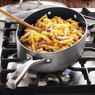 Hard-Anodized Nonstick Oval Sauté Pan