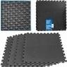16 sq. ft. of 24 x 24 Interlocking Anti-Fatigue Floor Mats