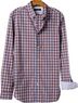 Men's Soft-Wash Preppy Tartan Shirt
