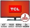 TCL LE43FHDF3300 43 1080p LED-Backlit LCD HDTV