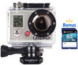 GoPro HD Naked Hero Camera w/ Bonus 16GB SD Card Bundle