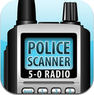 5-0 Radio Pro Police Scanner for iPhone or iPod Touch