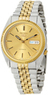 Seiko Men's 5 Gold Dial Watch