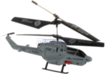 Team RC Airstrike Commander Missile Launching RC Helicopter