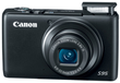 PowerShot S95 10MP Lens & Raw Mode Digital Camera (Refurb)