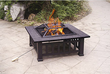 32 Alhambra Fire Pit with Cover