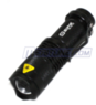 Focus Zoom Lens Cree Q3 Flashlight Torch Light Lamp