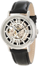 Stuhrling Original Men's Automatic Skeleton Round Watch