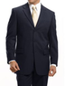 Men's Signature 3-Button Wool Suit