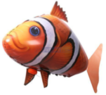 Radio Controlled Giant Flying Clown Fish