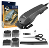 Complete Barber Set 10 Piece Hair Cutting Kit