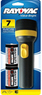 Rayovac Value Bright 2D Flashlight w/HD Batteries