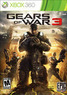 Gears of War 3, Used (Xbox 360)