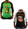 Ed Hardy Christian Audigier Raglan Men's 3/4 Sleeve T-Shirt