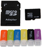 32GB MircoSD SDHC TF Memory Card Combo Kit
