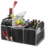 3-Section Trunk Organizer with Cooler Bag