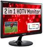 "Samsung T23A350 23"" Widescreen LED Backlit HDTV (Refurb)"