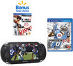 PlayStation Vita (Wi-Fi) w/ Madden NFL 13 + Choice of Game