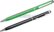 2-in-1 Stylus with Ballpoint Pen for Touchscreens 2-Pack