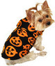 SimplyDog Pumpkin Fleece Dog Jacket