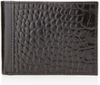 Neiman Marcus Men's Bi-Fold Embossed Pass Wallet
