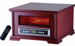 LifeSmart 1,500-watt Low Profile 3-Element Heater