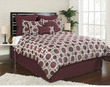 Conspiracy 9 Piece Comforter Set