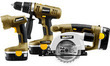 Rockwell Shop Series 18V Cordless Tool Combo Kit