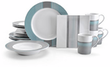 West End Slate 16 Piece Dinnerware Set