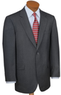 Men's 2-Button Wool/Cashmere Executive Suit