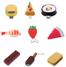 Food-Shaped 4GB Flash Drive