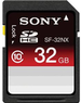 Sony 32GB Secure Digital High-Capacity Memory Card