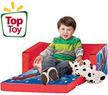 Marshmallow Fun Furniture Flip Open Sofa, Spider-Man