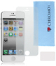 Glare-Resistant Screen Protector 3-Piece Kit for iPhone 5