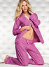 2 Pairs Pajamas/Slippers/Tote Bundle