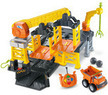 Fisher-Price Big Action Construction Site w/ Remote Control